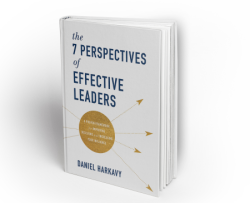 7 Perspectives of Effective Leaders Book Cover